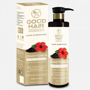 Good Hair Ayurvedic Hair Conditioner 200 Ml - ( Code - Gh_conditioner )