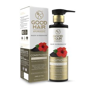 Conditioners - Good Hair Ayurvedic Hair Conditioner 200 ml - ( Code - GH_Conditioner )
