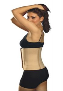 Kudize Advance Abdominal Belt Tummy Trimmer Deluxe Waist Support Binder Back & Abdomen Support (code - Gr13)