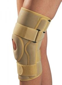Health & Fitness (Misc) - KUDIZE Knee Stabilizer Support Bandage Injury Guard (Code - GR05)
