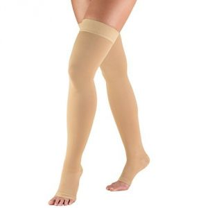 Kudize Varicose Vein Stocking Compression Premium Thigh Length (code - Gr01)