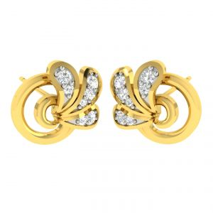 Avsar Real Gold Tejal Earring (code - Ave362yb)