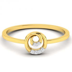 Avsar Real Gold 14k Ring (code - Avr396yb)