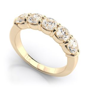 Diamond Jewellery - Kiara Sterling Silver Pari Ring KIR1635