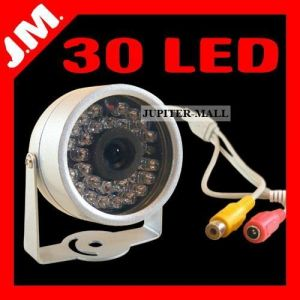30 LED IR 30m Night Vision Cctv Security Camera