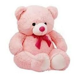 Dm Cute Big Full Size Huggable Pink Teddy Bear 5 Ft Soft Toy