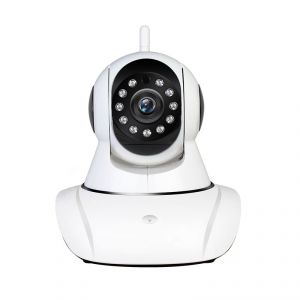 Indmart Wireless IP Cctv Camera With SD Card Slot Single Antenna