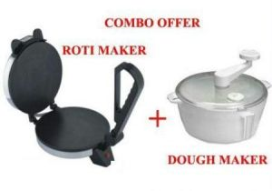 Combo Offer (electric Roti / Chapati Maker & Dough)