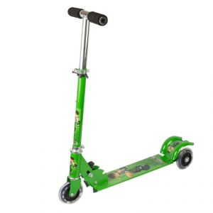 Mykidopedia Kids Scooter - Green Green