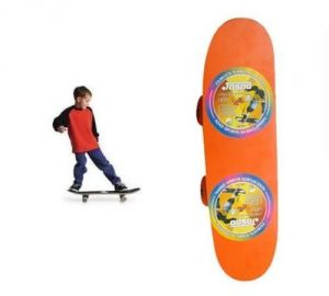 Action Games - Senior Kids Skate Board For Indoor Fun Skateboard