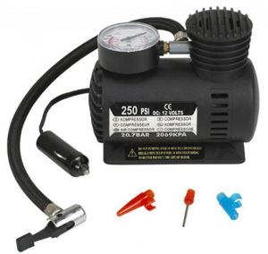 12 Volt Car Electric Air Compressor Tyre Pump