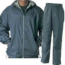 Rainwear for men - Branded Reversible Rain Suit