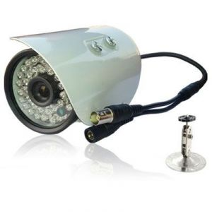 1000tvl Bullet Camera 36 IR With 2 Yrs. Wrnty Night Vision Security Cctv Ca