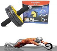 Fitness Accessories - Ab Wheel Instant Body Toner - Buy 1 Get 1 Free