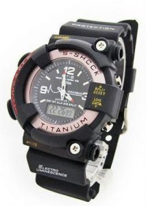 Sport S-shock Dual Time Digital And Analogue Wrist Watch For Men 63