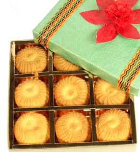 Gifts-butter Cookies