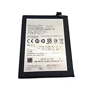 Oppo Neo 9 A37 Li Ion Polymer Replacement Battery Blp-615 By Snaptic