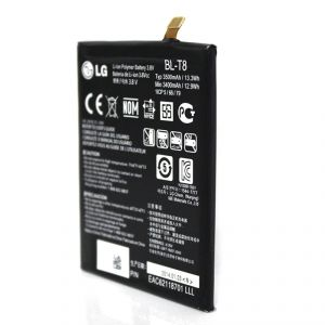 LG G Flex D955 D958 F340l F340s Original Li Ion Polymer Internal Replacement Battery Bl-t8 By Snaptic