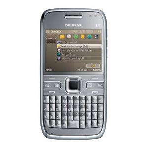 Nokia E72 Mobile Phone Body (Grey Silver)(Housing Only)