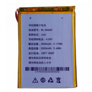 Panasonic,Motorola,Zen,Jbl,Snaptic,Xiaomi Mobile Phones, Tablets - Gionee Elife E6 Li Ion Polymer Replacement Battery by Snaptic