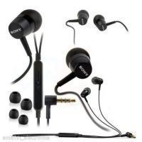 Mobile Handsfree - Buy One Get One Free Imported Sony Mh750 Handsfree With Mic For Mobile Phones
