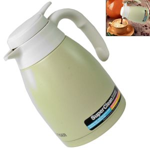 Thermos & water bottles - TIGER Vacuum Thermos Insulated 1.2Ltr Hot & Cold Water Drink Jug Flask