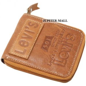 Wallets (Men's) - Mens Leather Wallet Credit Business Card Holder Case Money Bag Purse 66
