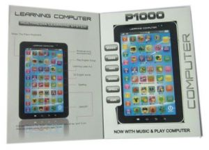 P1000 Kids Tablet Educational Epad English Learner