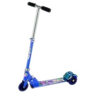 Kids Scooty 3 Wheels Foldable Mini Scooter Js