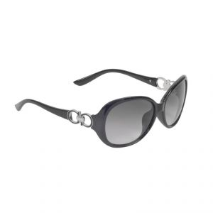 Sunglasses, Spectacles (Women's) - Hawai Stylish Black Temple Sunglass