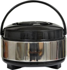 Steel Thermo Casserole - 5200 Ml (hot Pot)