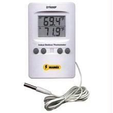 Indoor Outdoor Room/car Temperature Monitor With Memory