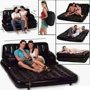 Home Decor & Furnishing - Sofa Cum Bed Seat