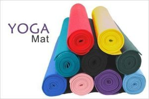 Premium Comfort Yoga Mat Anti Skid 4mm
