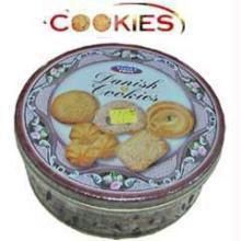 Danish Cookies - Gift Beautiful Cookies Box