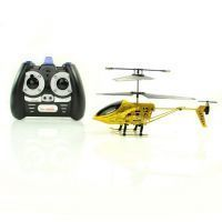 Stable 3.5- Channel IR Remote Control R/c Helicopter With Gyro