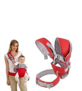 Red Baby Carrier Infant Carrier Baby Sling Best Gift (nne055)