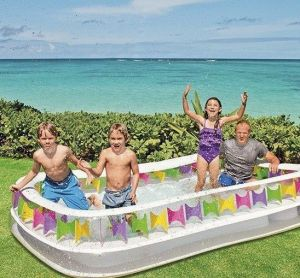 Inflatable Toys - Intex Pool Intex Family Lounge