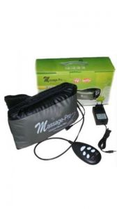 Creative Via Creativevia Premium Quality Massage Pro Mp-3100 2 In 1 Heat And Vibration Slimming Belt (black)