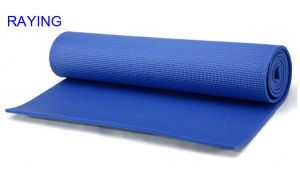 Esmartdeals 4 MM Blue Yoga Mat