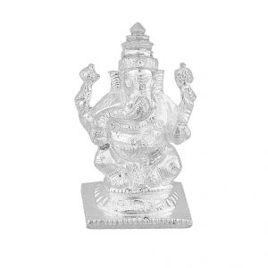 Idols & Decoratives - Jpearls  Lord Ganesh Idol
