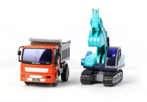 Buy Toyco Mini Dump Car And Shovel Car, A Product From Japan (code - Tmdcsc) online