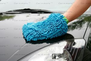Buy Car Home Office Multipurpose Microfiber Washing Mitt Hand Gloves Duster online
