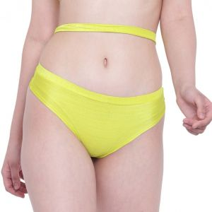 Buy La Intimo Beach Bold Fluorescent Green Panty online