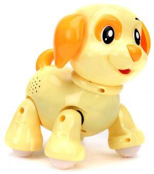 Mitashi Skykidz Pet Party Puppy - Light Yellow