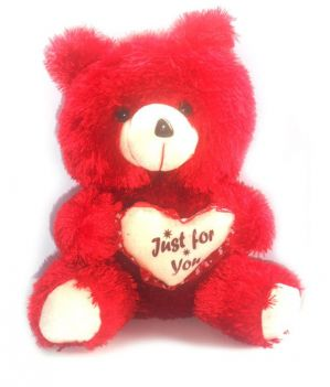 Grj India 60 Inches Teddy Bear - Red
