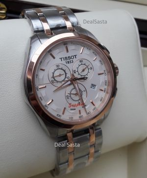 buy imported tissot 1853 couturier sapphire crystal scratch