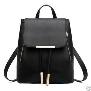 Aeoss Women School Bags Backpack Fashion Shoulder Bag Rucksack Leather Travel Online