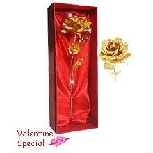 24 Carat Gold Plated Rose Online