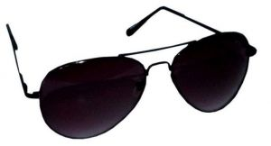 f974f6f3fc3 Buy Nau Nidh Pure Black Sunglass Goggles With Case Online